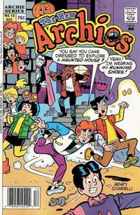 Cover Thumbnail for The New Archies (Archie, 1987 series) #10