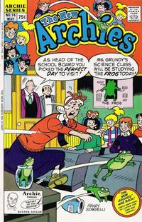 Cover Thumbnail for The New Archies (Archie, 1987 series) #14 [Direct]