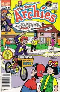 Cover Thumbnail for The New Archies (Archie, 1987 series) #15