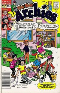 Cover Thumbnail for The New Archies (Archie, 1987 series) #18