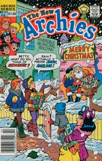 Cover Thumbnail for The New Archies (Archie, 1987 series) #21 [Newsstand]