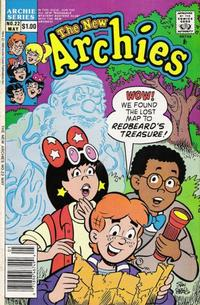 Cover Thumbnail for The New Archies (Archie, 1987 series) #22