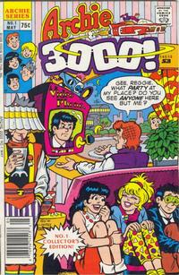 Cover Thumbnail for Archie 3000 (Archie, 1989 series) #1