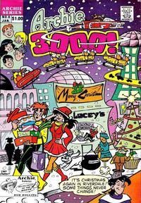 Cover Thumbnail for Archie 3000 (Archie, 1989 series) #6 [Direct]