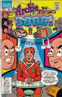 Cover for Archie 3000 (Archie, 1989 series) #13