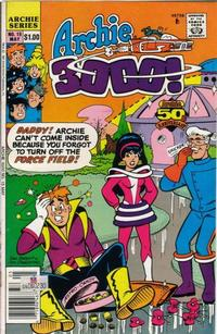 Cover Thumbnail for Archie 3000 (Archie, 1989 series) #15