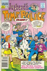 Cover Thumbnail for Jughead's Time Police (Archie, 1990 series) #5