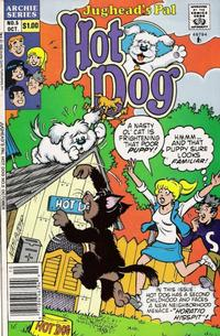 Cover Thumbnail for Jughead's Pal Hot Dog (Archie, 1990 series) #5