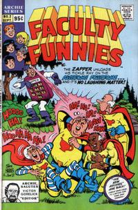 Cover Thumbnail for Faculty Funnies (Archie, 1989 series) #2 [Direct]