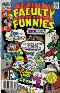Cover Thumbnail for Faculty Funnies (Archie, 1989 series) #3