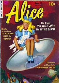 Cover Thumbnail for Alice (Ziff-Davis, 1951 series) #2 [11]