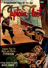 Cover Thumbnail for Captain Fleet (Ziff-Davis, 1952 series) #1