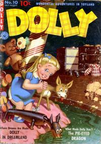 Cover Thumbnail for Dolly (Ziff-Davis, 1951 series) #10