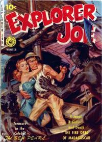 Cover Thumbnail for Explorer Joe (Ziff-Davis, 1951 series) #1