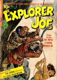 Cover Thumbnail for Explorer Joe (Ziff-Davis, 1951 series) #2