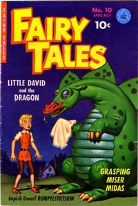 Cover Thumbnail for Fairy Tales (Ziff-Davis, 1951 series) #10