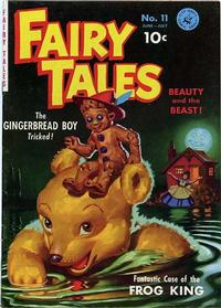 Cover Thumbnail for Fairy Tales (Ziff-Davis, 1951 series) #11