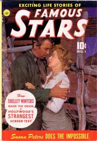 Cover Thumbnail for Famous Stars (Ziff-Davis, 1950 series) #1