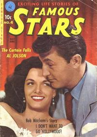 Cover Thumbnail for Famous Stars (Ziff-Davis, 1950 series) #4
