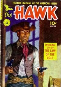 Cover for The Hawk (Ziff-Davis, 1951 series) #1
