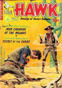 Cover Thumbnail for The Hawk (Ziff-Davis, 1951 series) #2