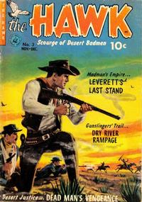 Cover Thumbnail for The Hawk (Ziff-Davis, 1951 series) #3