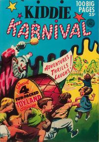 Cover Thumbnail for Kiddie Karnival (Ziff-Davis, 1952 series)