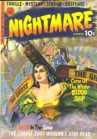 Cover Thumbnail for Nightmare (Ziff-Davis, 1952 series) #1