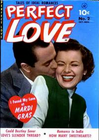 Cover Thumbnail for Perfect Love (Ziff-Davis, 1951 series) #2