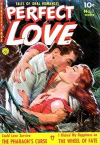 Cover Thumbnail for Perfect Love (Ziff-Davis, 1951 series) #3