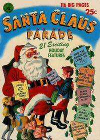 Cover Thumbnail for Santa Claus Parade (Ziff-Davis, 1951 series) #[nn]