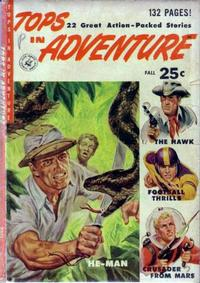 Cover Thumbnail for Tops in Adventure (Ziff-Davis, 1952 series) #1