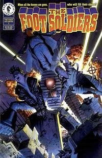 Cover Thumbnail for The Foot Soldiers (Dark Horse, 1996 series) #1