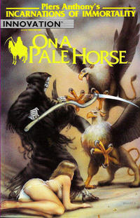 Cover Thumbnail for Piers Anthony's Incarnations of Immortality: On a Pale Horse (Innovation, 1991 series) #2