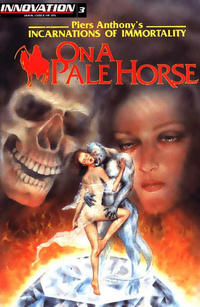 Cover Thumbnail for Piers Anthony's Incarnations of Immortality: On a Pale Horse (Innovation, 1991 series) #3