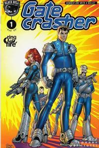 Cover Thumbnail for Gatecrasher: Ring of Fire (Black Bull, 2000 series) #1