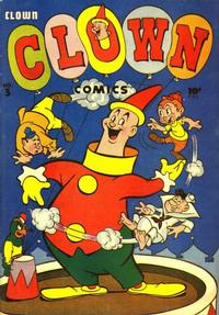 Cover Thumbnail for Clown Comics (Harvey, 1946 series) #3