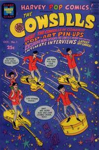 Cover Thumbnail for Harvey Pop Comics (Harvey, 1968 series) #1