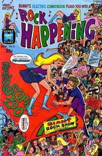Cover for Harvey Pop Comics (Harvey, 1968 series) #2