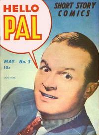 Cover Thumbnail for Hello Pal Comics (Harvey, 1943 series) #3