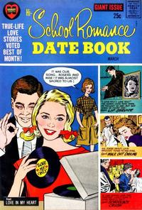 Cover Thumbnail for Hi-School Romance Datebook (Harvey, 1962 series) #3