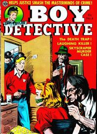 Cover Thumbnail for Boy Detective (Avon, 1951 series) #4