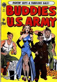 Cover Thumbnail for Buddies of the U.S. Army (Avon, 1952 series) #1