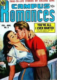 Cover Thumbnail for Campus Romance (Avon, 1949 series) #3
