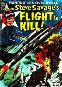 Cover Thumbnail for Captain Steve Savage (Avon, 1950 series) #7