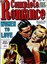 Cover Thumbnail for Complete Romance (Avon, 1949 series) #1