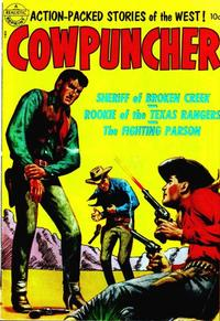 Cover Thumbnail for Cowpuncher (Avon, 1953 series)