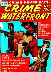 Cover Thumbnail for Crime on the Waterfront (Avon, 1952 series) #4