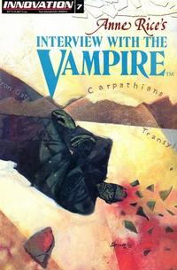 Cover Thumbnail for Anne Rice's Interview with the Vampire (Innovation, 1991 series) #7