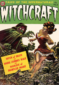 Cover Thumbnail for Witchcraft (Avon, 1952 series) #5